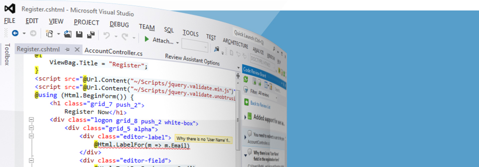 Peer Code Review Tool.