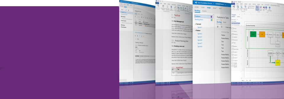 Connecting Microsoft Office to TFS.