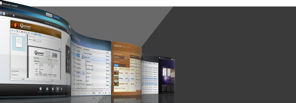 Create the best UI in a click of your fingers.