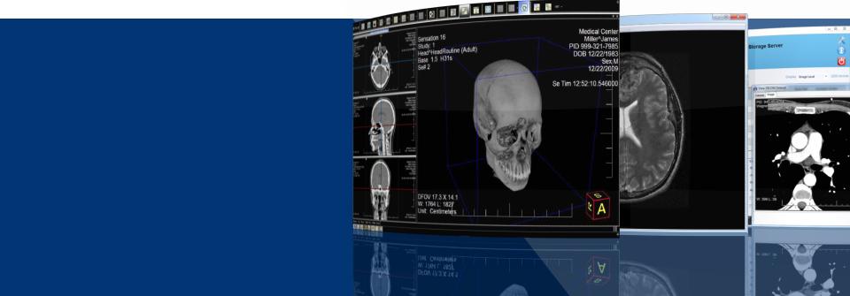 Comprehensive Medical Imaging SDK.
