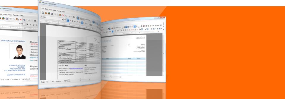 Cross-platform Text Processor.