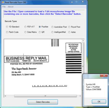 Barcode Xpress  NET
