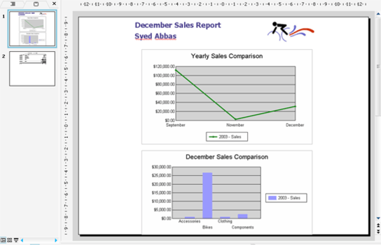 Aspose Slides for Reporting Services (SSRS)