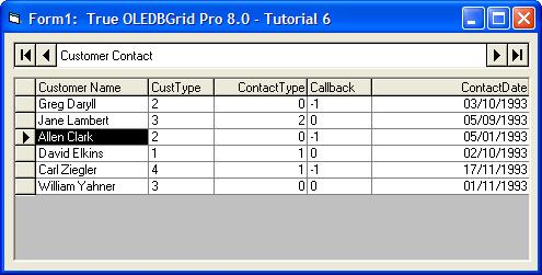 True DBGrid Pro