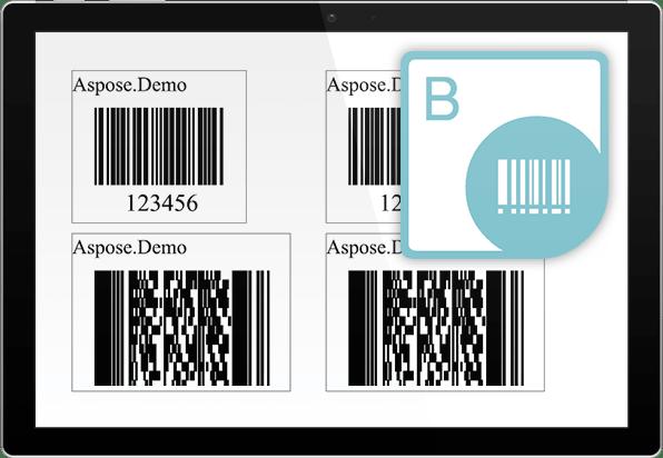 Aspose.BarCode for JasperReports