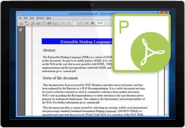 Aspose.Pdf for .NET (英語版)