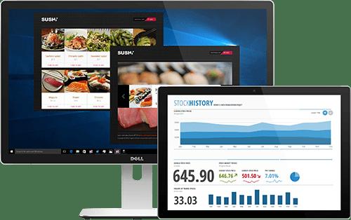Buy Kendo UI + Telerik UI for ASP NET (MVC & Core), PHP, JSP
