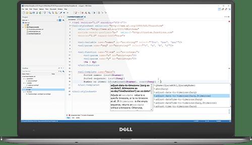 Oxygen XML Editor Enterprise