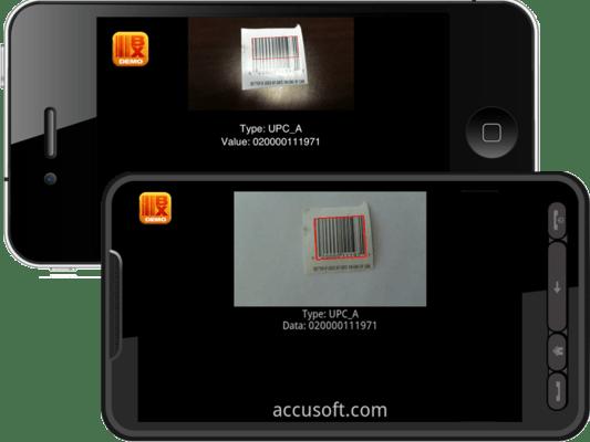 Barcode Xpress Mobile 的螢幕截圖