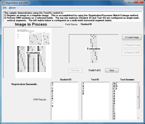 FormFix Professional .NET のスクリーンショット