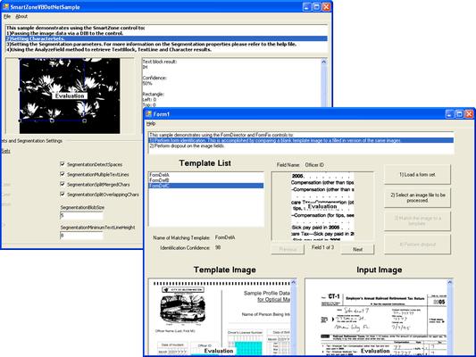 FormSuite ActiveX 的螢幕截圖