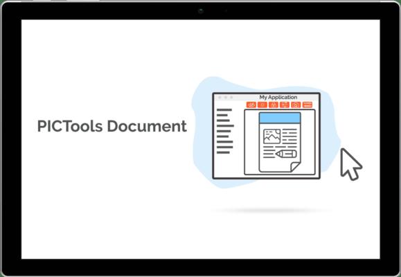Screenshot of PICTools Document