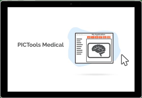 PICTools Medical (英語版) のスクリーンショット
