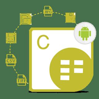 Aspose.Cells for Android via Java(英語版) のスクリーンショット