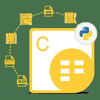 Aspose.Cells for Python via Java(英語版) のスクリーンショット