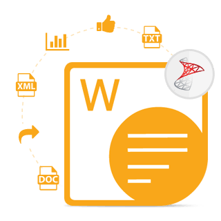 Aspose.Words for Reporting Services (SSRS) 的螢幕截圖