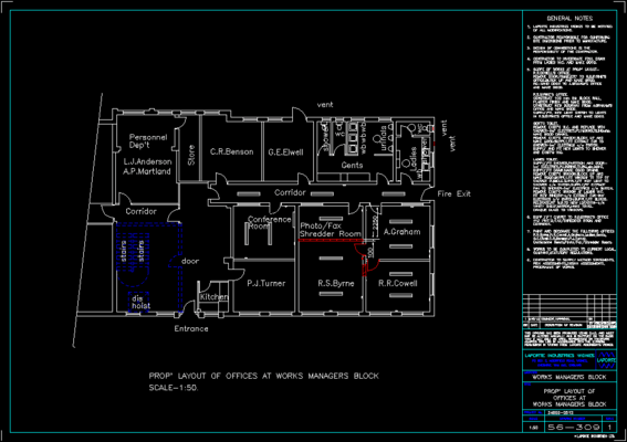 Screenshot of DWG2DWF-X