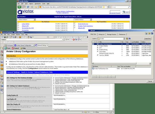 Capture d'écran de Aviator Enterprise
