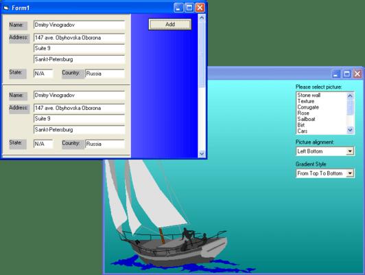 TBack Pro (英語版) のスクリーンショット