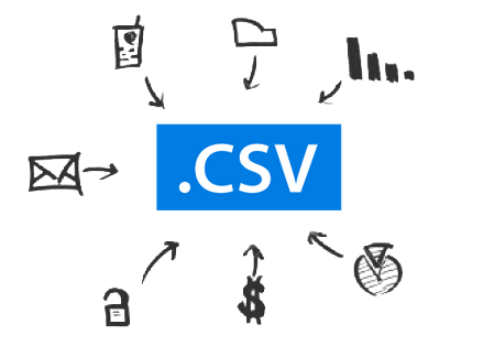 CSV/TSV Files Drivers 스크린샷