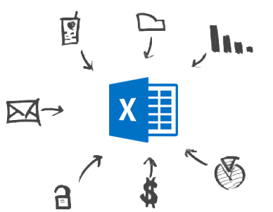 Captura de tela do Excel Services Drivers