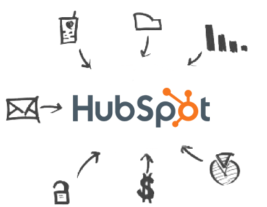 Screenshot von HubSpot Drivers