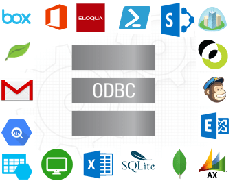 CData ODBC Driver サブスクリプション(日本語版) のスクリーンショット