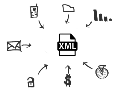 Screenshot of XML Files Drivers