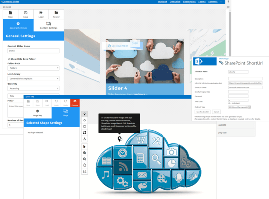 Screenshot of SharePoint Ultimate Access