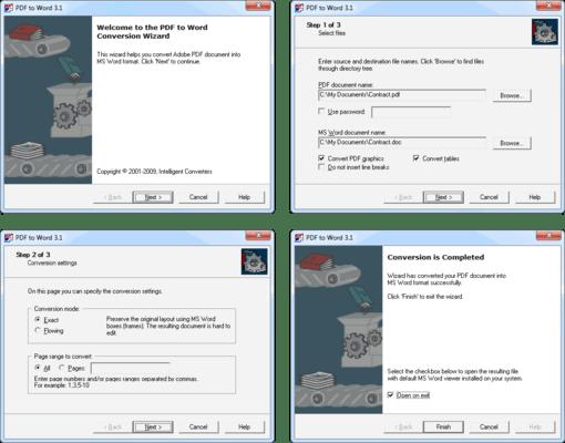 PDF Export Kit(英語版) のスクリーンショット