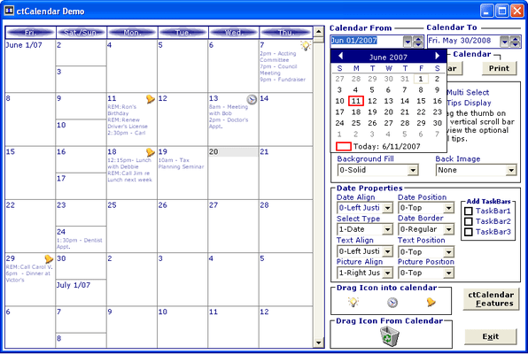 Screenshot of Solutions::PIM Professional
