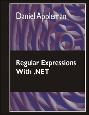 Screenshot of Regular Expressions with .NET