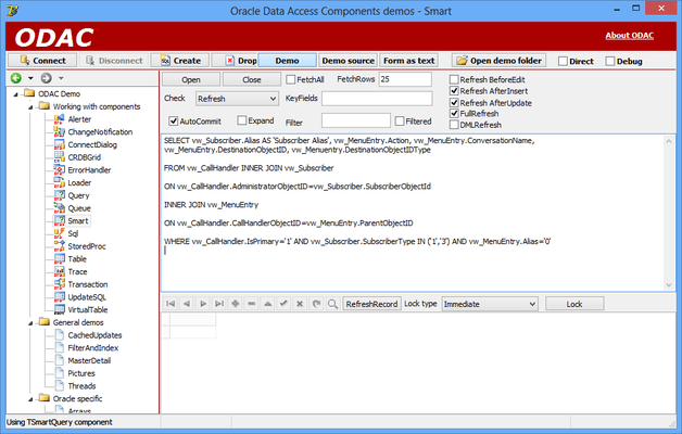 Oracle Data Access Components (ODAC) Compatibility