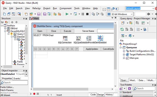 BORLAND DBEXPRESS MYSQL DRIVER DOWNLOAD FREE