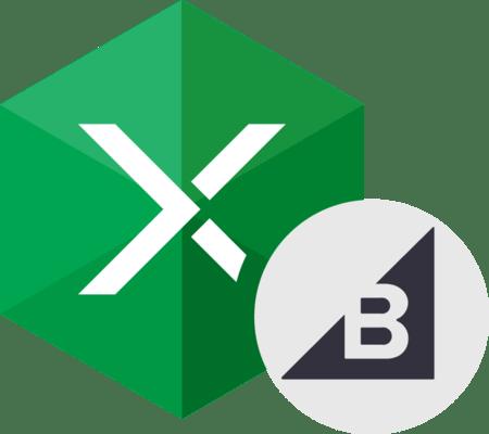 Devart Excel Add-in for BigCommerce 的螢幕截圖