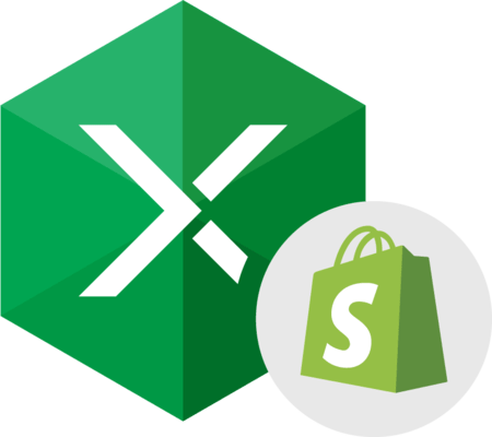 Captura de pantalla de Devart Excel Add-in for Shopify