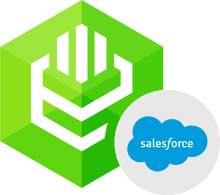 Schermata di Devart ODBC Driver for Salesforce