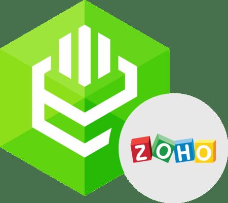 Screenshot of Devart ODBC Driver for Zoho CRM
