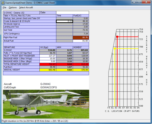 Screenshot of ExpressSpreadSheet Suite