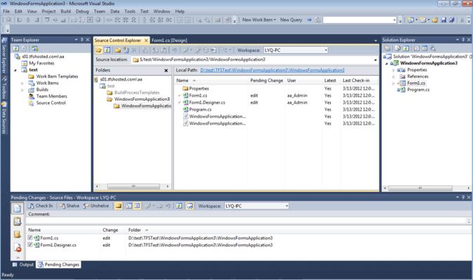 Dynamsoft TFS Hosted 屏幕截图