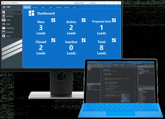 Schermata di C++Builder Enterprise