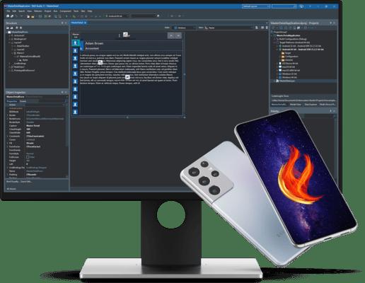 Screenshot of Delphi Professional