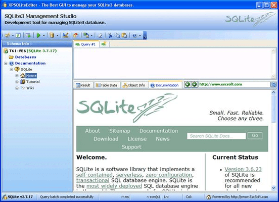 Screenshot of ActiveX XPSuite