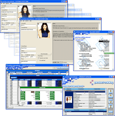 Screenshot of ComponentOne Studio ActiveX