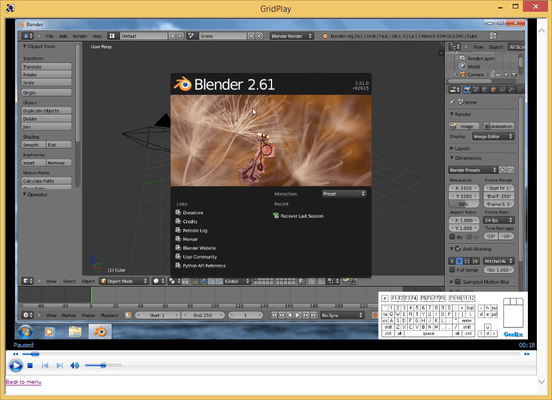 3D Modeling in Blender について