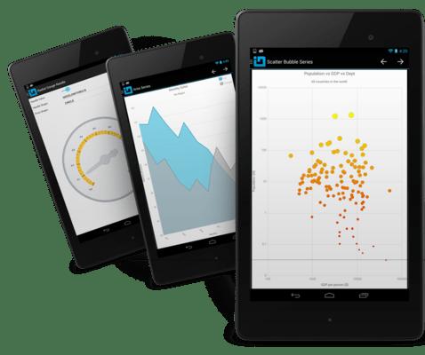 Infragistics Ultimate UI for Android(英語版) のスクリーンショット