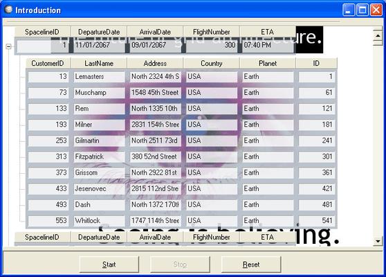UltraGrid のスクリーンショット