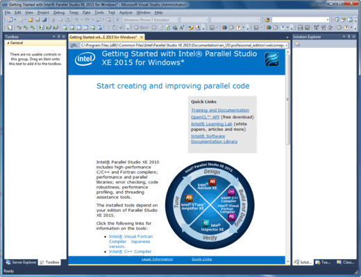 Intel Parallel Studio XE Composer Edition for Fortran and