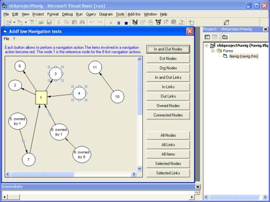 Screenshot of AddFlow ActiveX