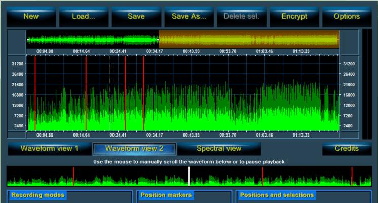Audio Sound Studio for .NET 스크린샷